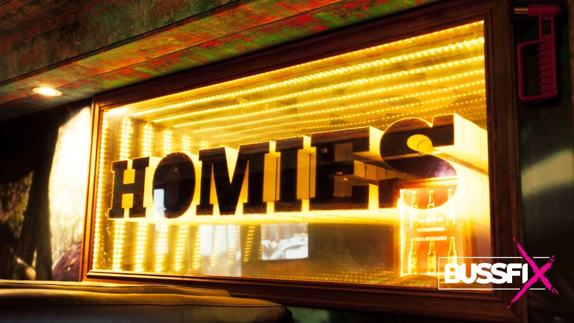 Homies Wonderland 2019
